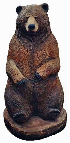 Wood carving bears pdf woodworking