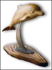 Dolphin Sculpture