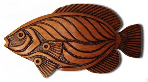 Hand carved wood wall art sculpture from ghana twin comb novica