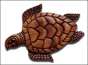Turtle Wall Sculpture